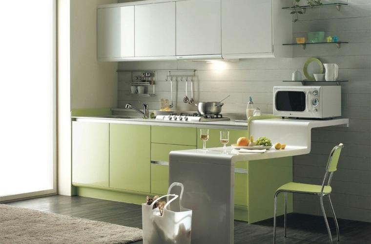 cómo decorar tu casa cocina
