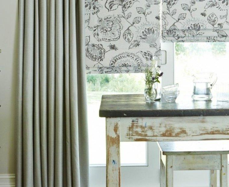 cortinas de cocinas