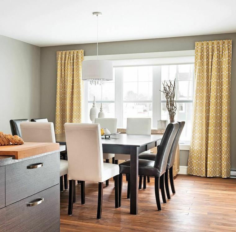 cortinas de cocina estores diseno color amarillo ideas with cortinas estor