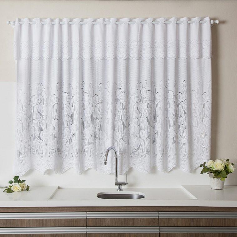 Cortinas de cocina y estores para enriquecer el dise o for Disenos de cortinas para cocinas modernas