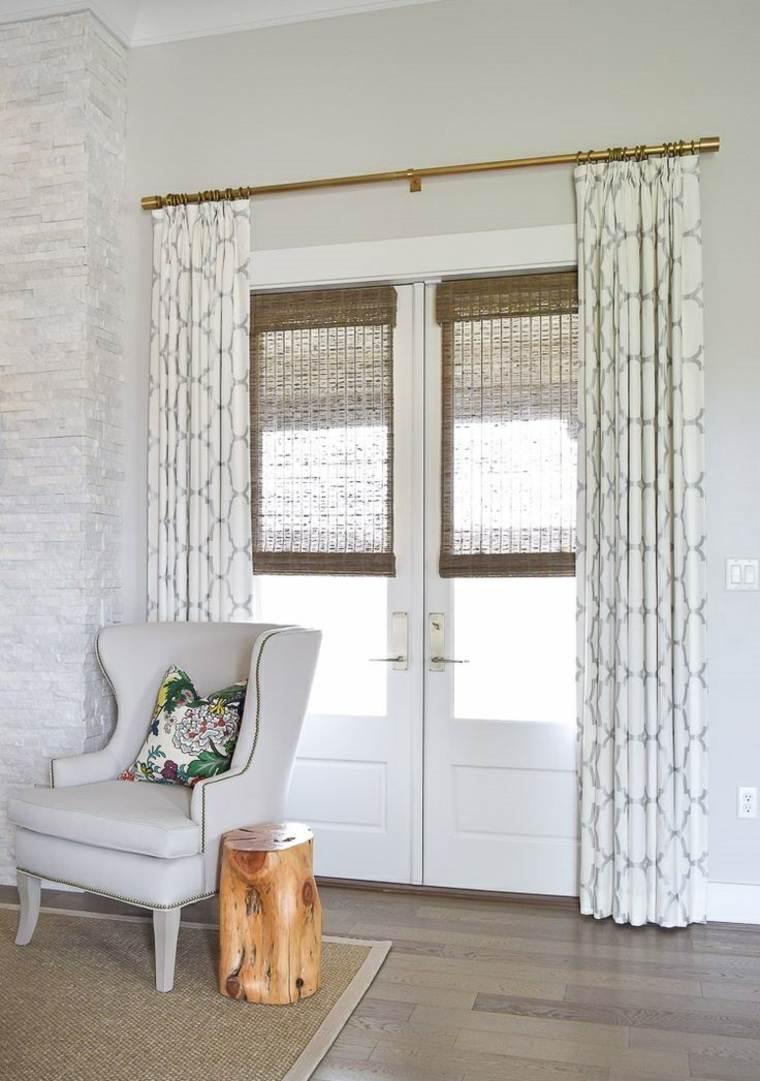 cortinas de cocina y estores para enriquecer el dise o