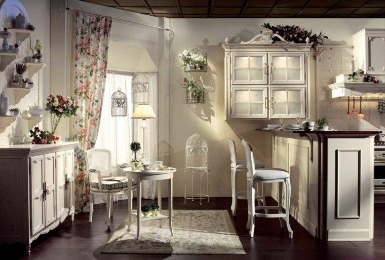 cortinas de cocina estores diseno estilo casa ideas