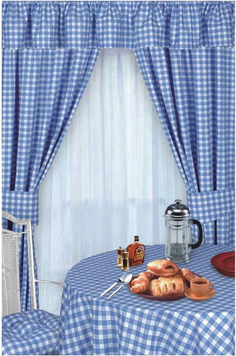 cortinas para la cocina casa