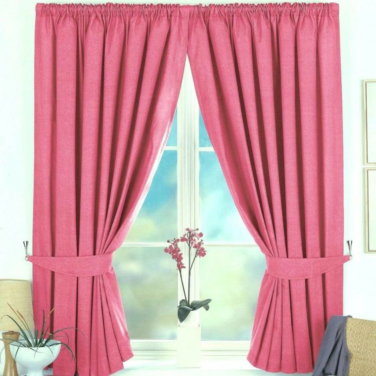 cortinas para la cocina decoración interior