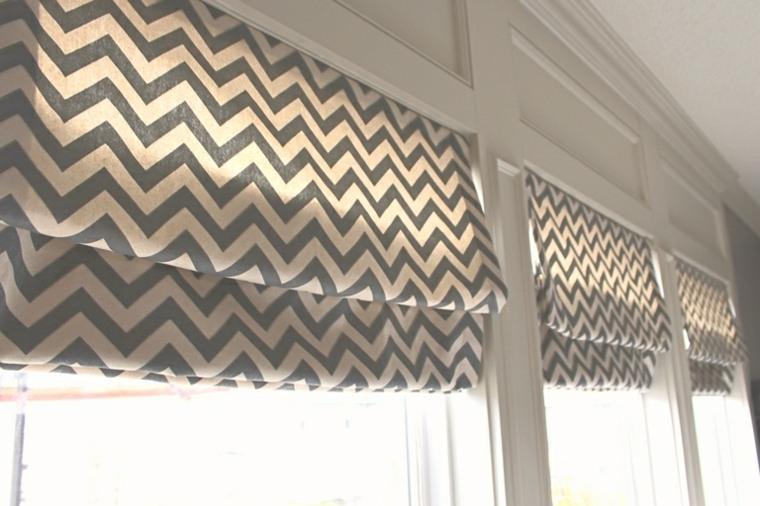 cortinas para la cocina plegables decorar
