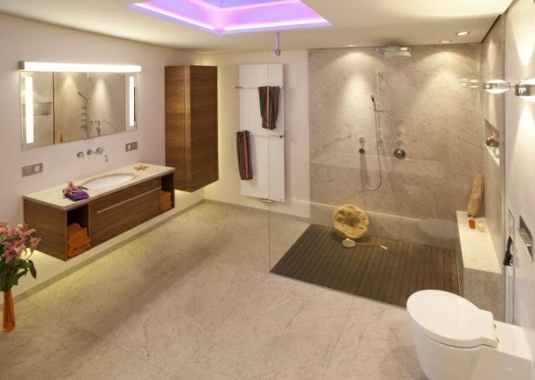 cuarto baño azulejos color beige