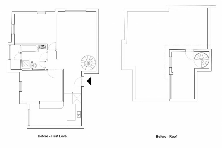 decoración apartamentos diseno moderno antes remodelacion ideas
