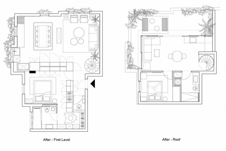 decoración apartamentos diseno moderno despues remodelacion ideas