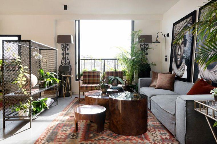 decoración apartamentos diseno moderno funcional ideas