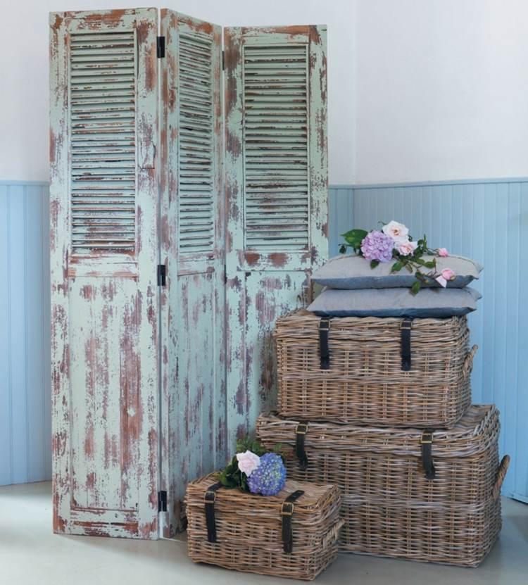 Decoracion biombos de estilos y contrastes impresionantes - Biombos para decorar ...
