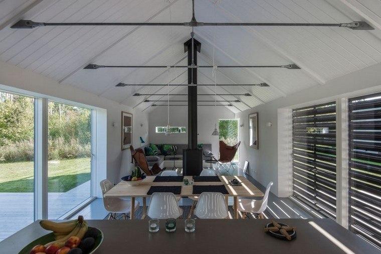 decoracion casas diseno gwsk arkitekter suecia ideas