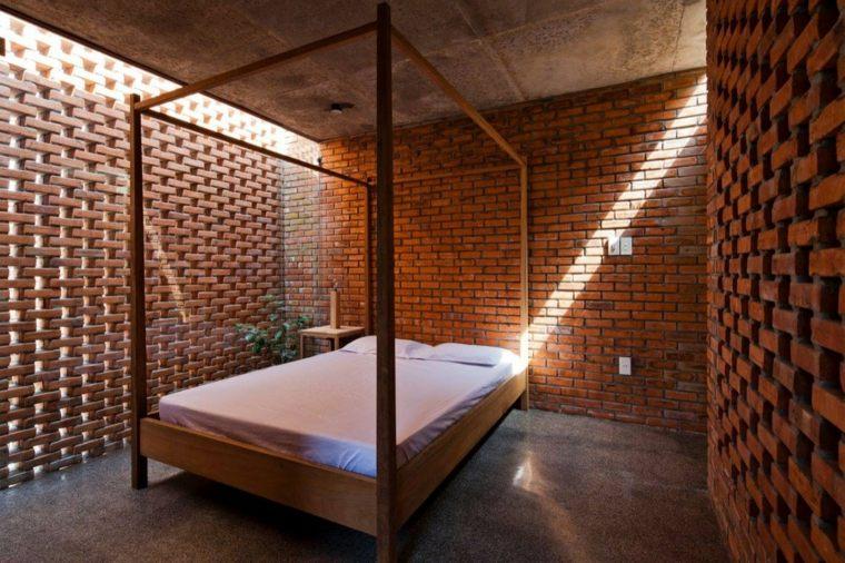 decoracion camas de matrimonio dosel tropical space ideas