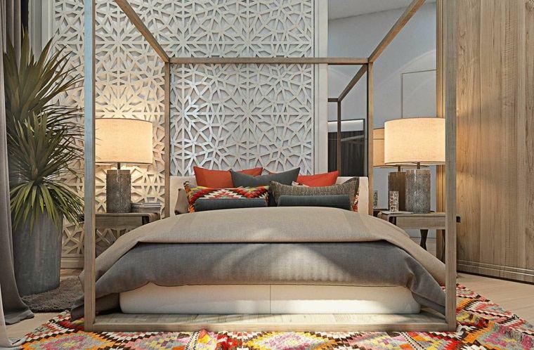 decoracion camas de matrimonio dosel yo dezeen ideas