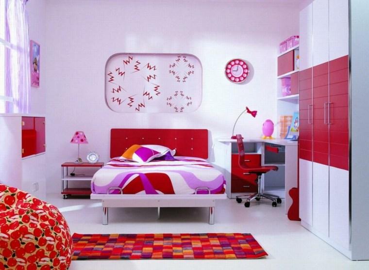 decoración de colores