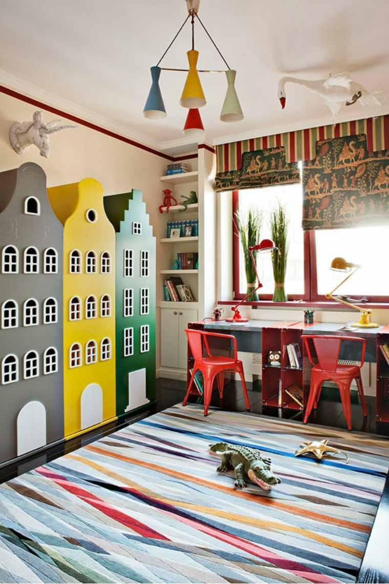 decoracion de habitacion para ninos liza rachevskaya diseno ideas