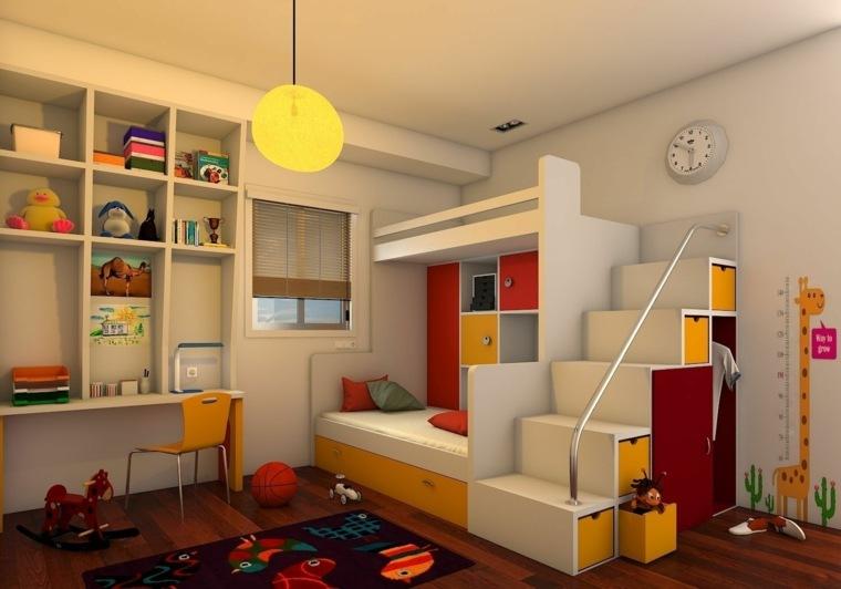 decoración de habitación para niños - que empiece la diversión -