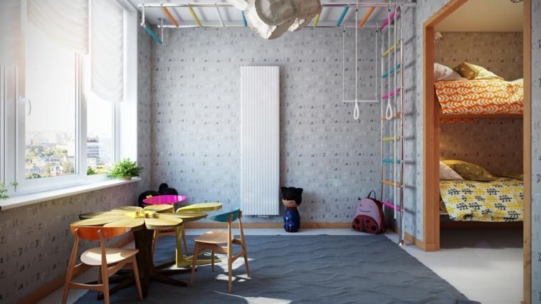 decoracion de habitacion para ninos entretenimiento opciones ideas
