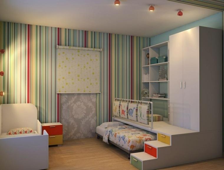 decoracion de habitacion para ninos muebles diseno original ideas