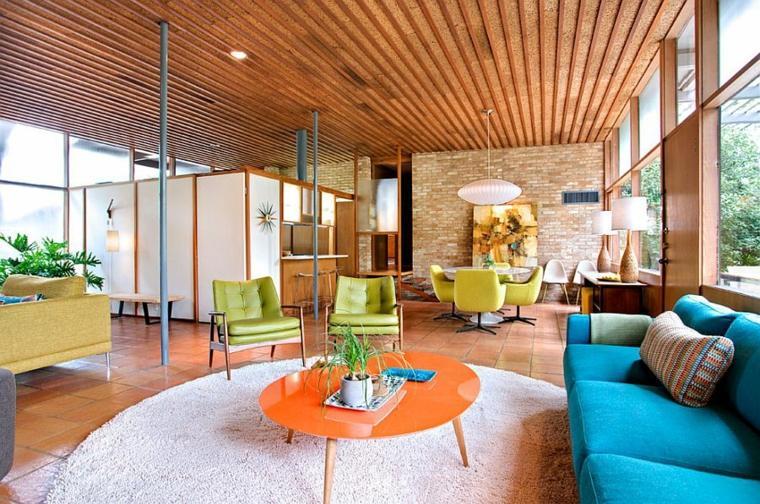 decoracion de interiores tendencias 2017 suelo teracota opciones ideas