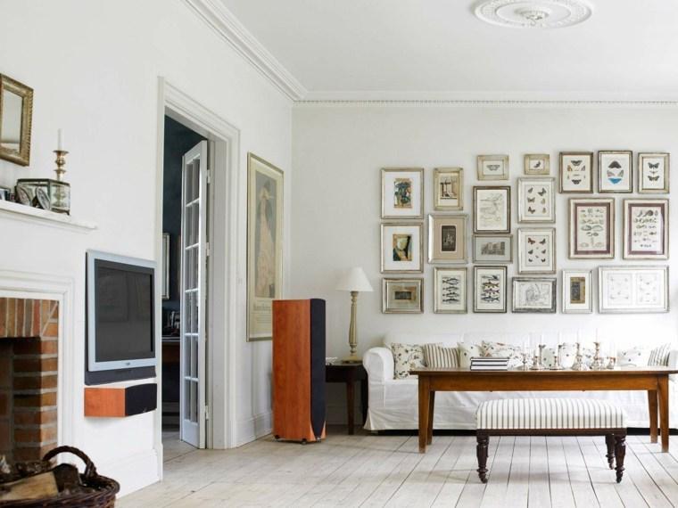 decoración estilo escandinavo interior