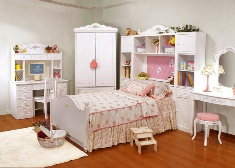 decoracion habitacion ninos dormitorio moderno idreas