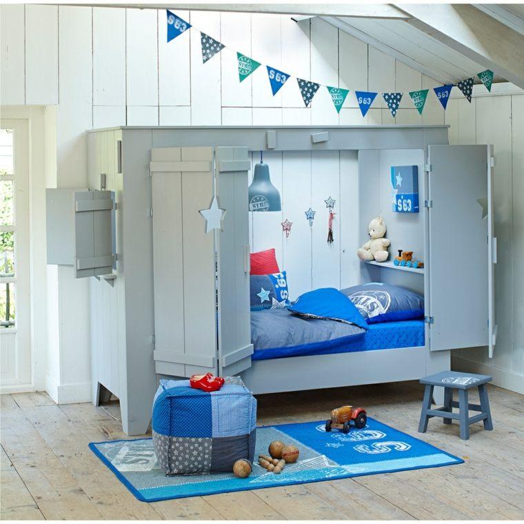 decoracion habitacion ninos puertas decor opciones ideas