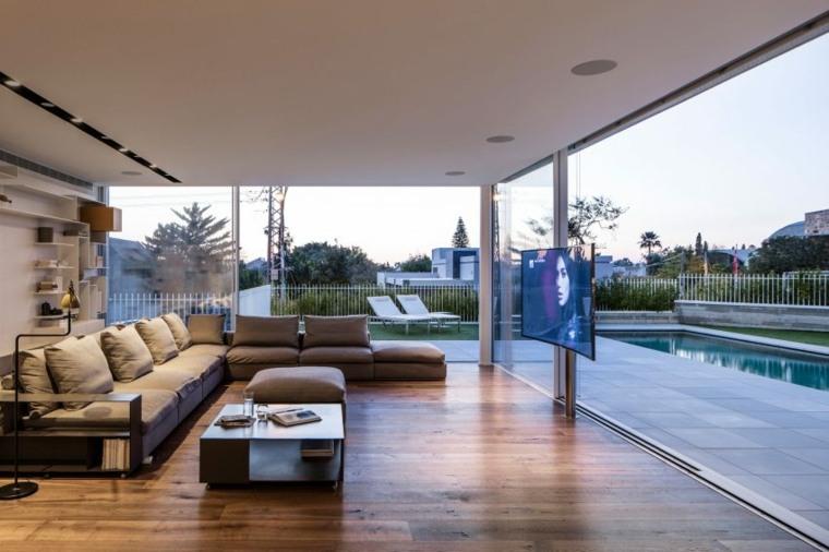 decoracion muebles salon axelrod architects pitsou kedem architects ideas