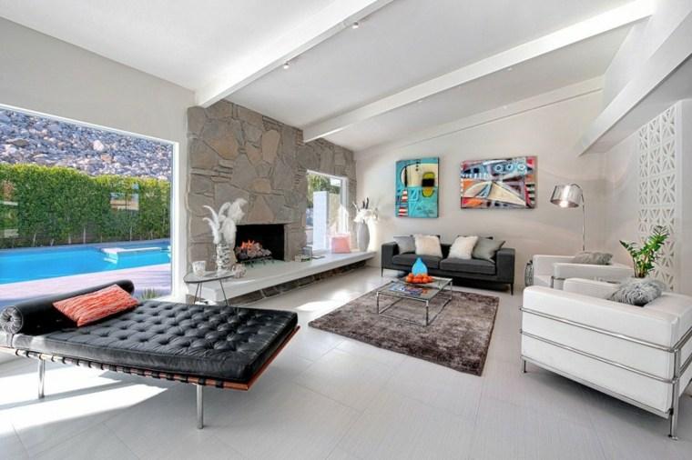 decoración muebles salón h3k design ideas