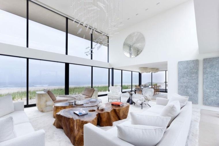 decoración muebles salón stelle lomont rouhani architects ideas