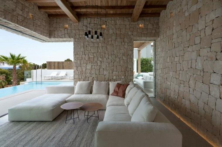 decoración muebles salón casa alicante espana antonio altarriba arquitecto ideas