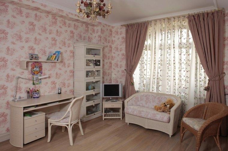 decoracion provenzal dormitorio adolescente ideas