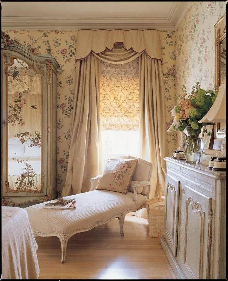 decoracion provenzal dormitorio bello ideas