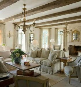 Entradas y recibidores con encanto 50 ideas para decorar for Muebles salon provenzal