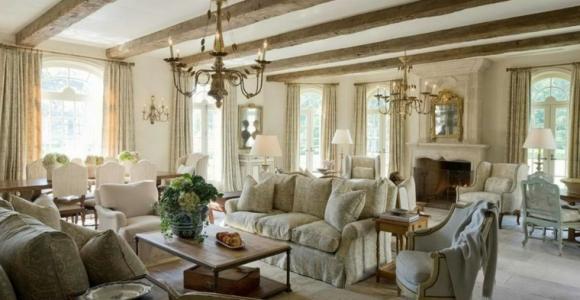 Decoracion provenzal - 26 interiores al estilo francés tan popular