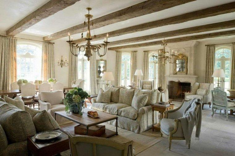 decoracion-provenzal-salon-estilo-muebles