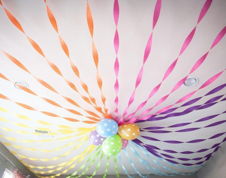 Adornos con globos ideas geniales para decorar una fiesta - Lazos grandes para decorar ...