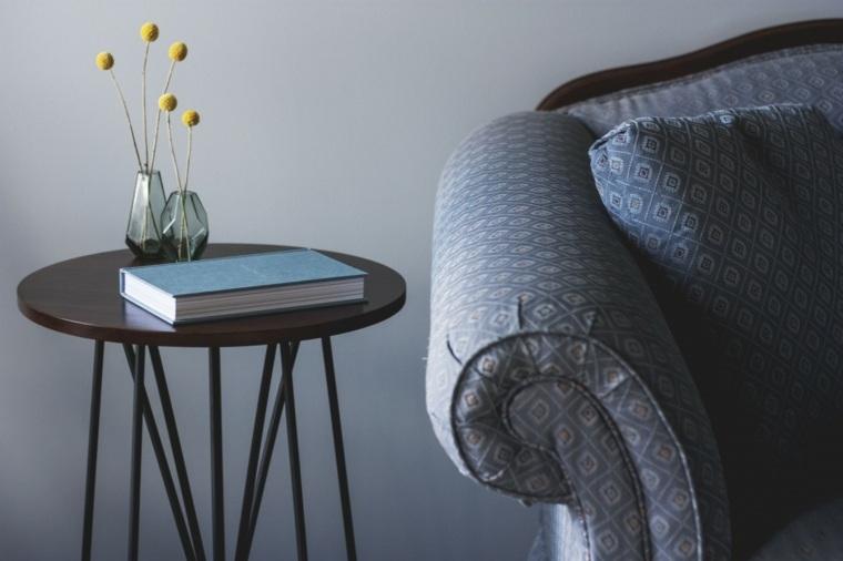decoracion tendencias 2017 mesitas preciosas sofa diseno salon ideas