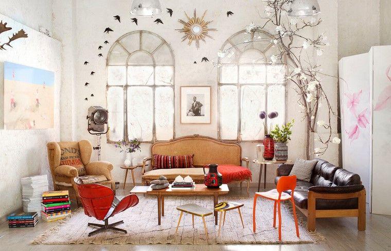 decoracion vintage apartamento salon manolo yllera ideas