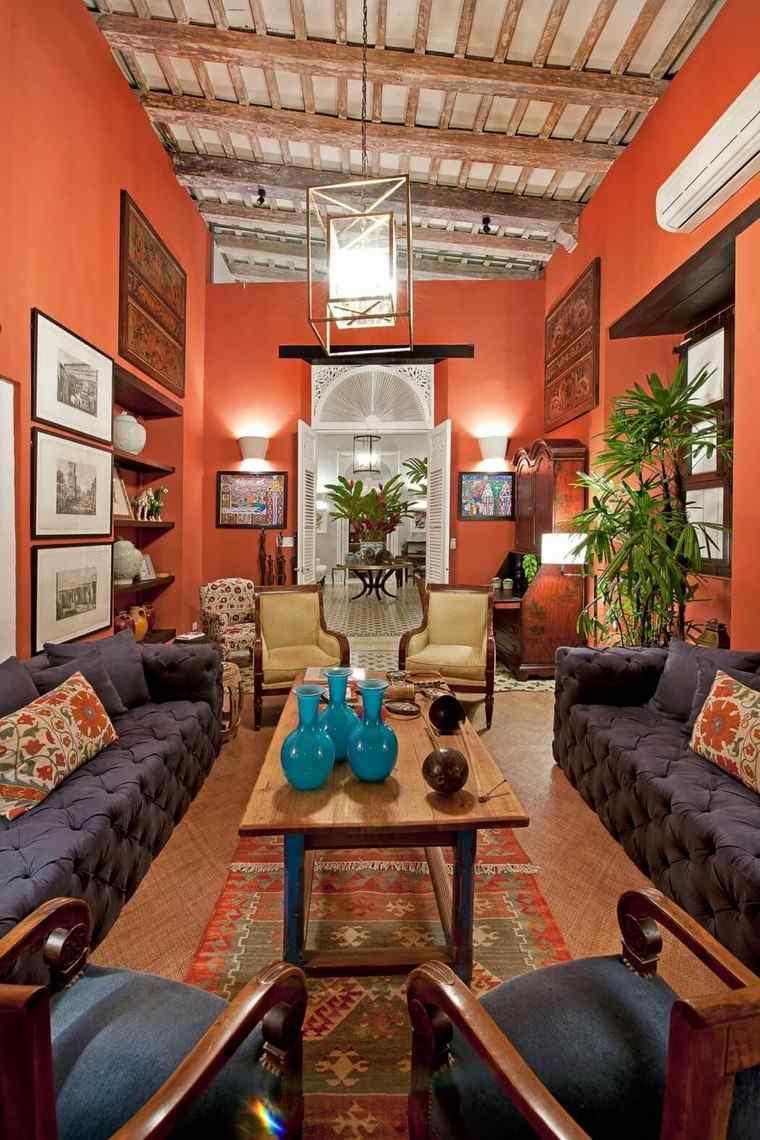 Decoracion vintage 24 dise os cautivadores de interiores modernos - Decoracion vintage casa ...