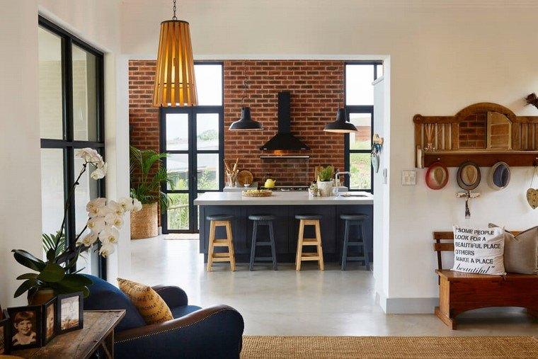 decoracion vintage cocina diseno leveco architects ideas