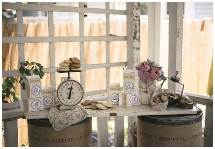 decoracion vintage diseño especial lineas