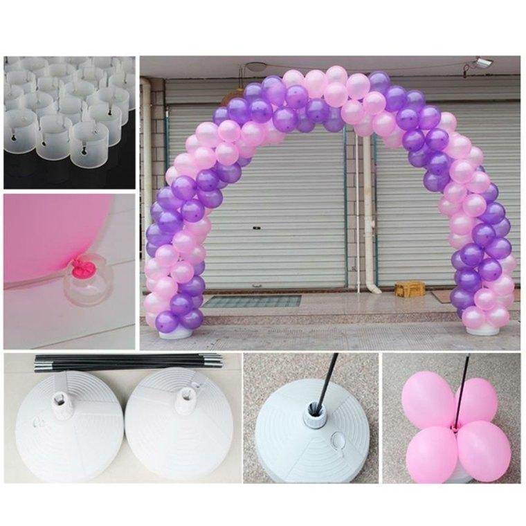 decoraciones con globos decorar