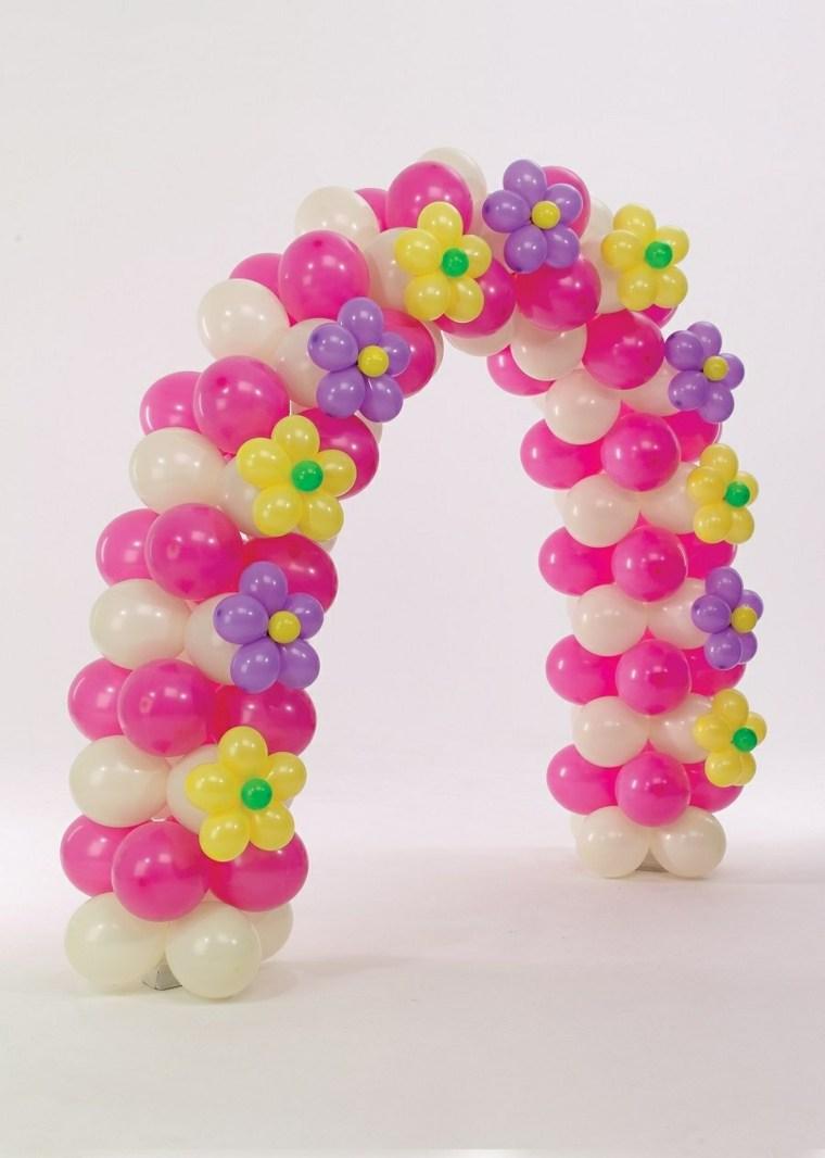 decoraciones con globos eventos
