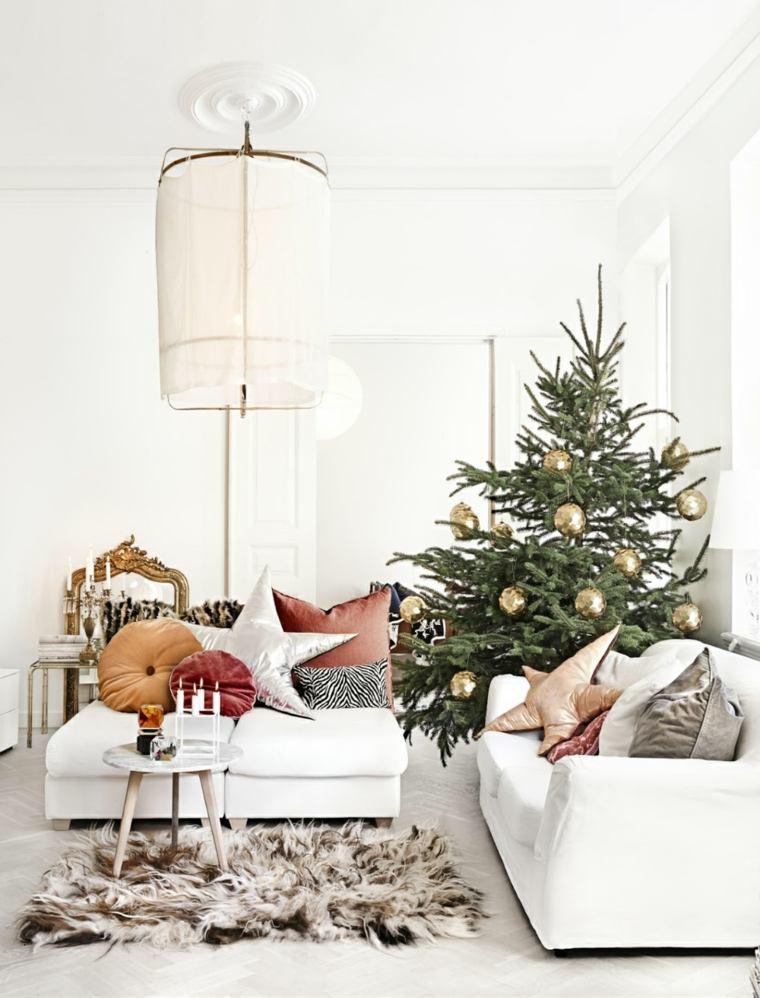 decorado de navidad interior