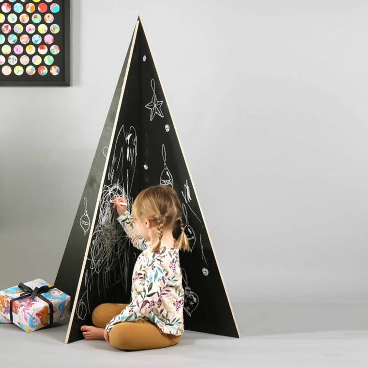 decorado navideño alternativo
