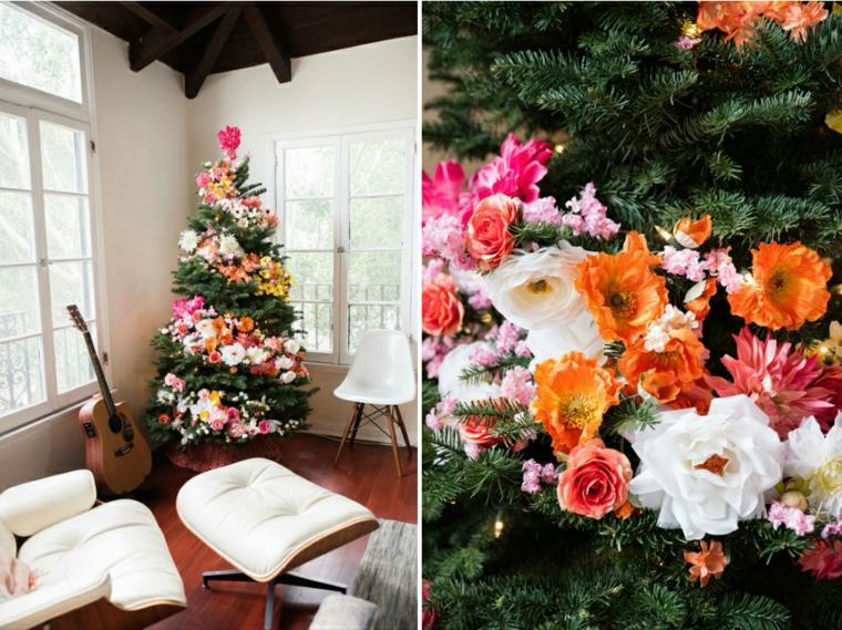 decorado navideño árbol