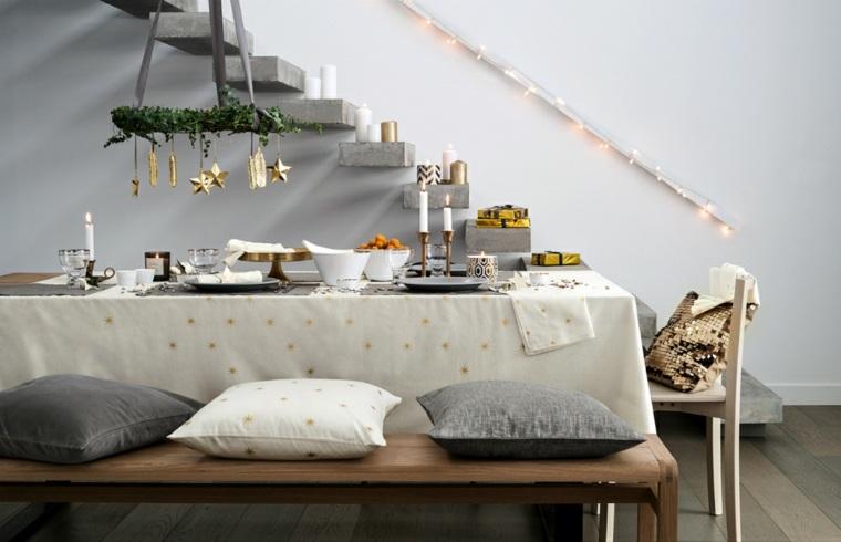 decorado navideño interior