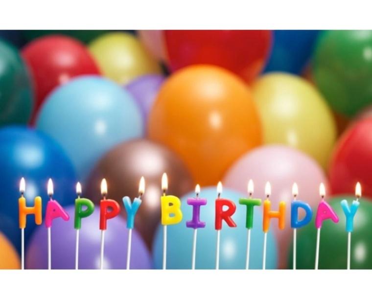 decorar con globos para cumpleaños interior