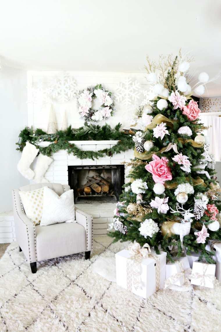decorar para navidad interior