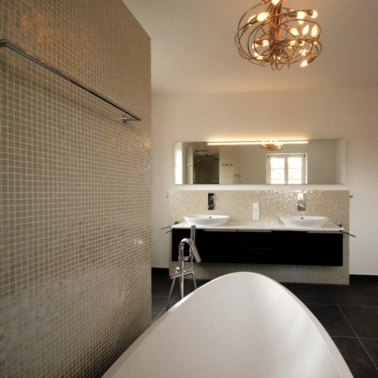 diseño cuarto baño moderno